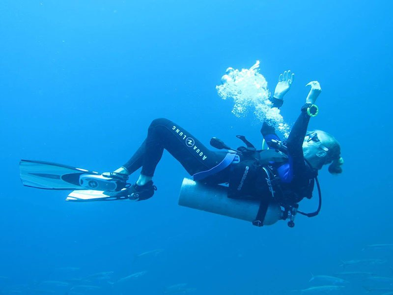 Advanced Open Water Diver Dive Course