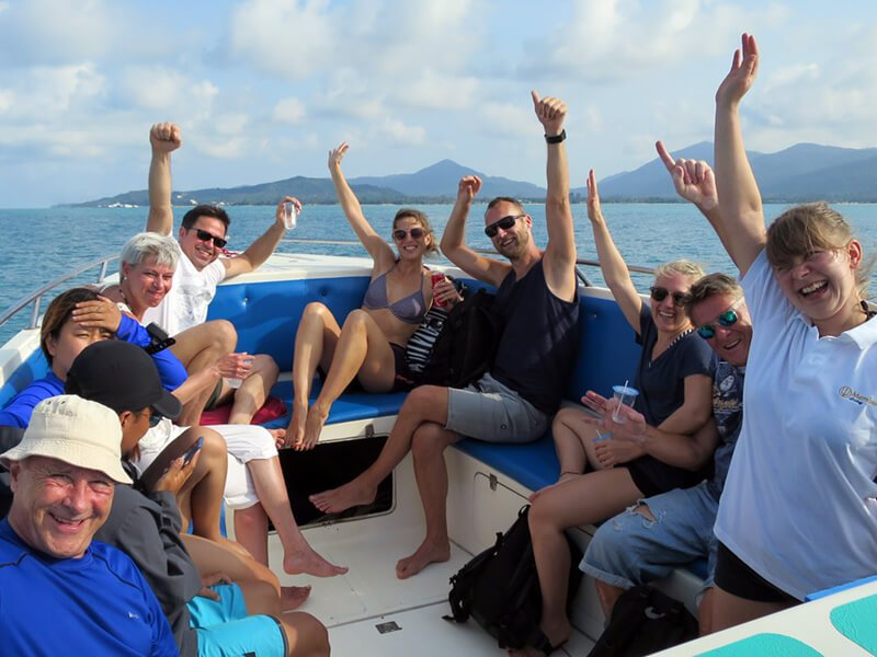 Diving Tours Koh Tao
