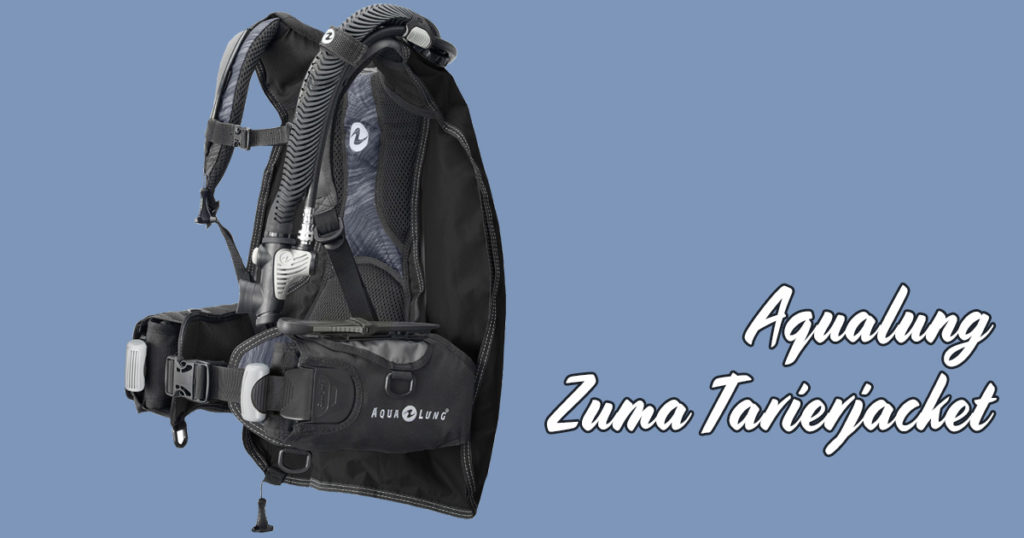 Aqualung Zuma Reise Optimiertes Tarierjacket