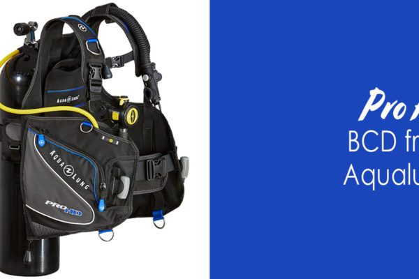 Pro HD BCD from Aqualung