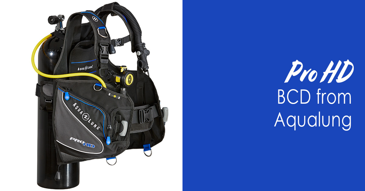 Pro HD – BCD from Aqualung